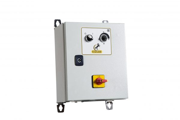Control box for Vitafloor VMC