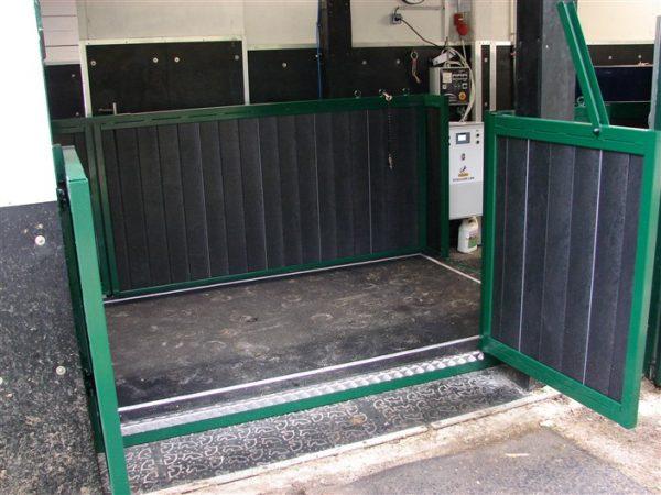 custom fitted vitafloor vm1 enclosure