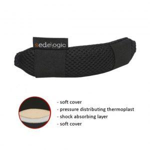 sedelogic therapeutic head and chin protectors