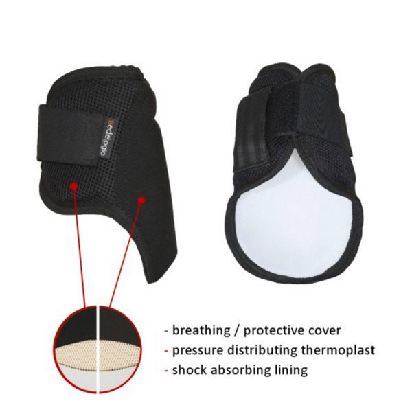 sedelogic horse hind tendon protectors
