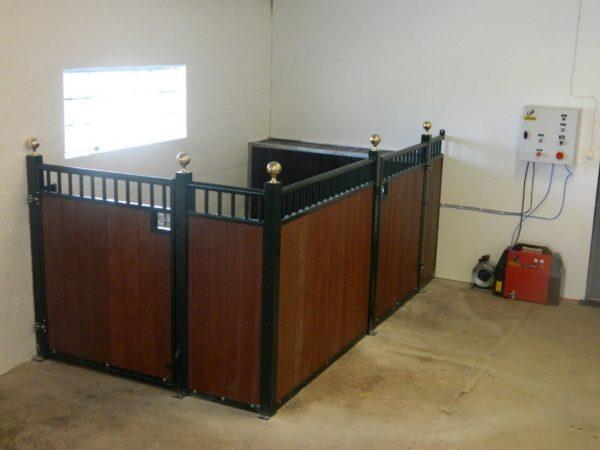 Vitafloor vibrating stall