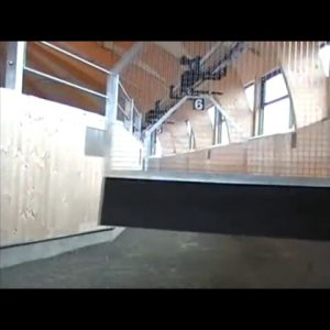 Oval exerciser interior