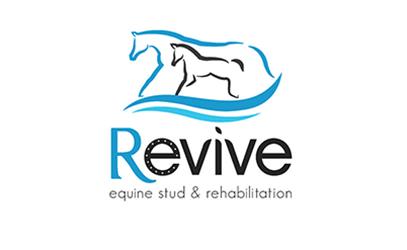 Revive Equine Stud and Rehabilitation Logo