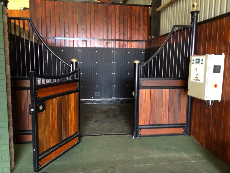 equine vibration therapy system horse vibrating platform